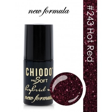 CHIODOPRO SOFT NEW FORMULA 243 HOT RED 1